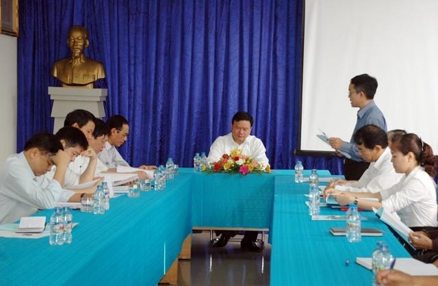 Bộ Trưởng Bộ GTVT Đến Thăm Và Làm Việc Với Trường Cao Đẳng Nghề GTVT Trung Ương III
