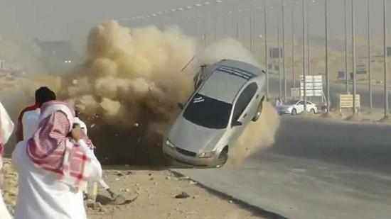 Drift ở Ả Rập có nguy cơ ngồi tù